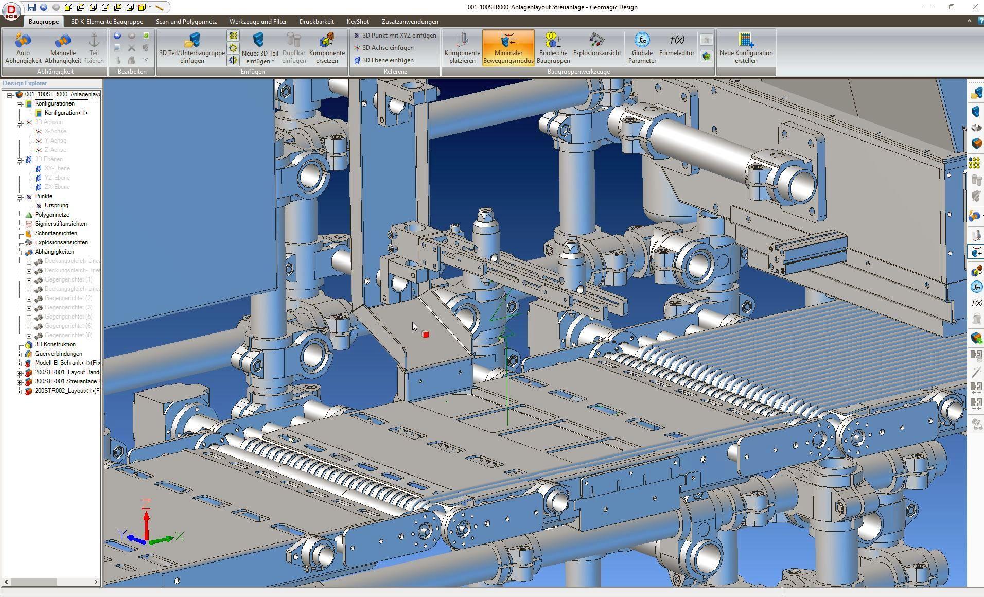 Alibre design 3d cad programm for 3d cad programm freeware